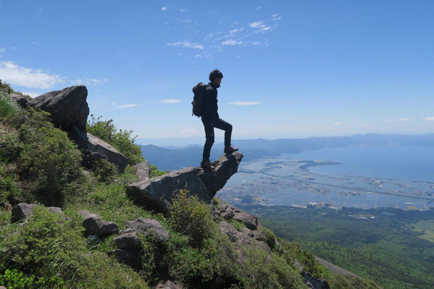 福島県猪苗代湖モビレージから行ける磐梯山