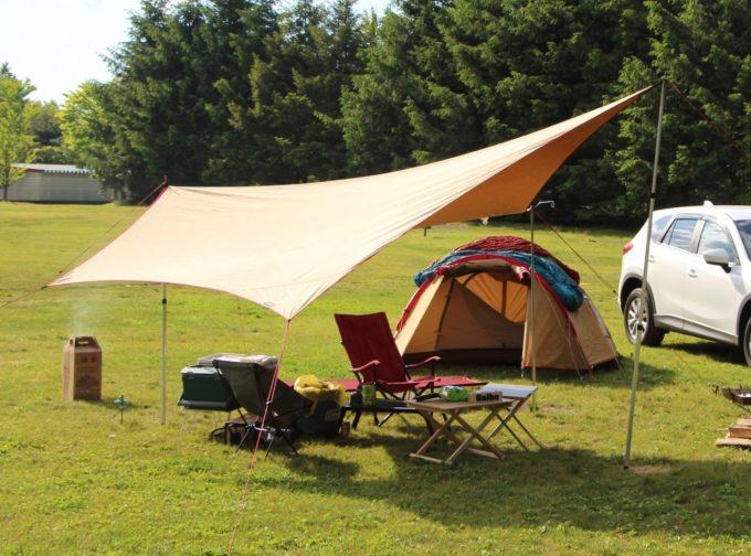 キャンプ道具の選び方のポイント