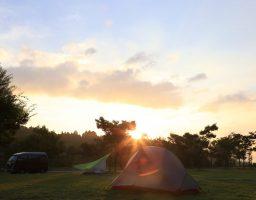 【西日本の雄】三重県 青川峡キャンピングパーク 2016年7月3~4日