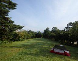 岡山県 津黒高原キャンプ場 2016年6月29日〜30日