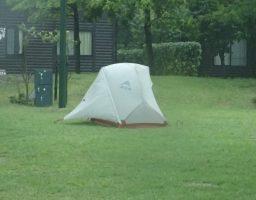 【何度でも押します】MSRのテントが本当に性能が良くてビビってる。