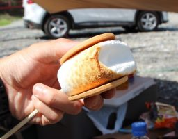 【初心者向け】BBQやキャンプにマシュマロを持っていくと雰囲気でます。