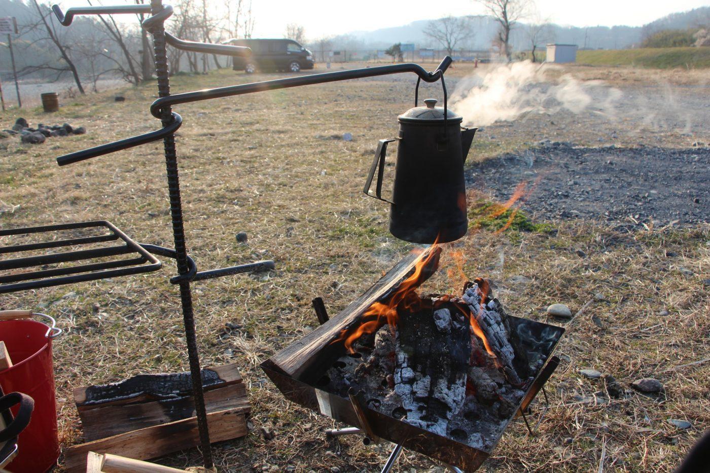 焚き火台と言えばファイアグリル