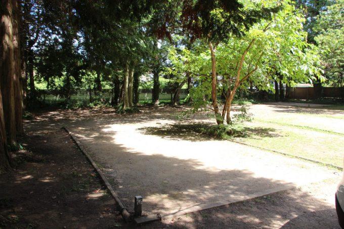 フォンテーヌの森