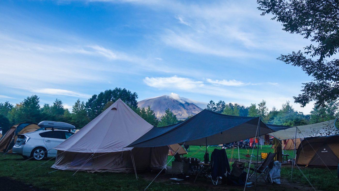 自分のキャンプサイトを妄想する楽しさ