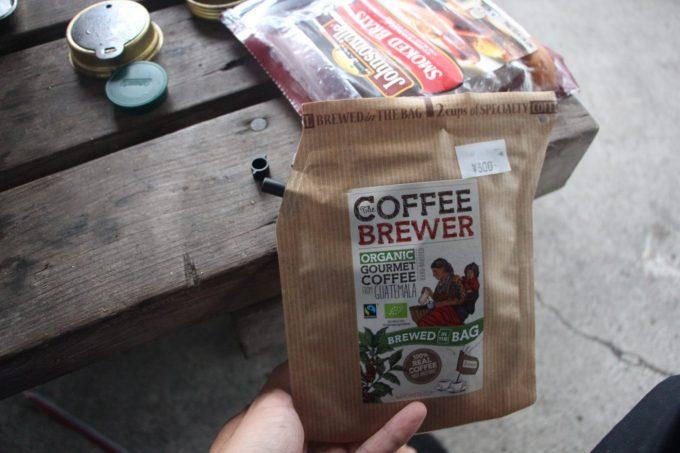 COFFEE BREWERはキャンプや登山にオススメできるのか?