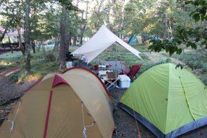 【告知】9月17〜18日花見ヶ原森林公園キャンプ場にて、第3回ガルボ会開催します!