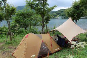 【キャンプ初心者向け】テントの設営やBBQの準備は思いの外時間がかかるので注意!