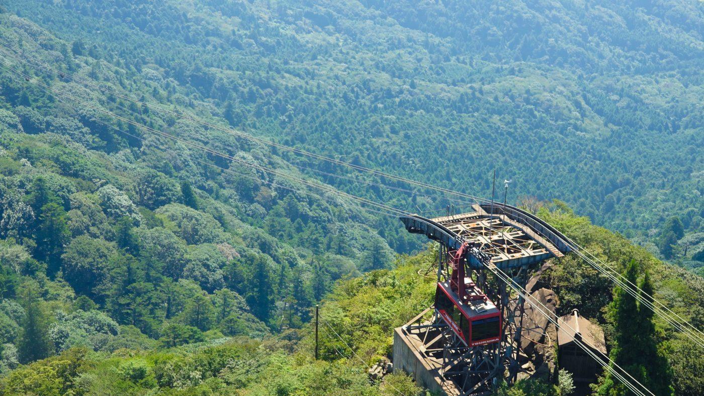 筑波山は何回登っても楽しい