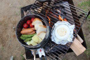 【レビュー】MSR クイックスキレットはデュオキャンプにちょうどいいフライパン