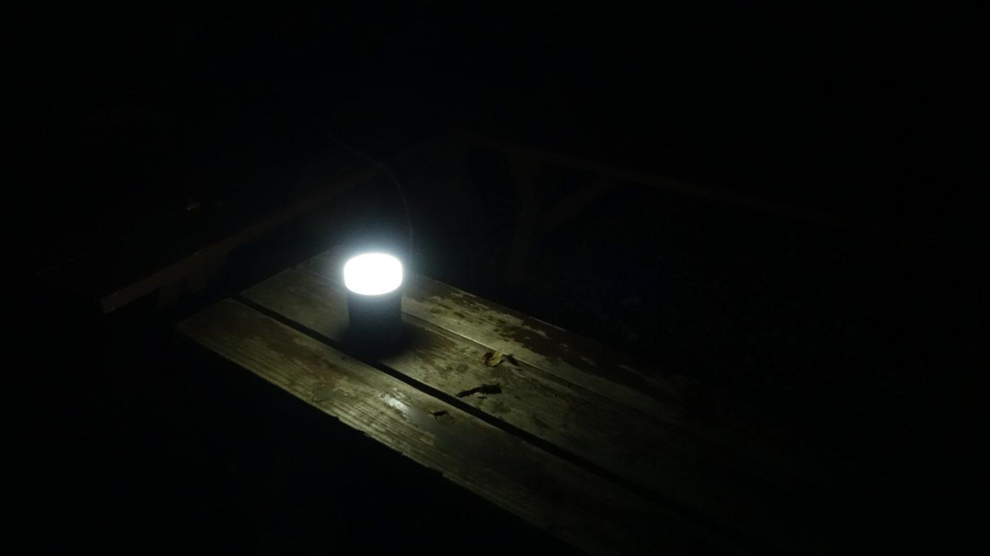 光量:LOW