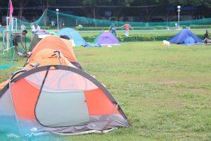 【フィリピンのキャンプ事情】アウトドア用品はデパートに行けば売ってたよ!