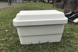 【レビュー】無印良品のポリプロピレン頑丈収納ボックスはお洒落なサイトに合う収納ボックス