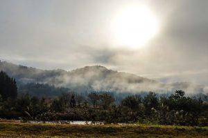 山形県小国町 白い森オートキャンプ場