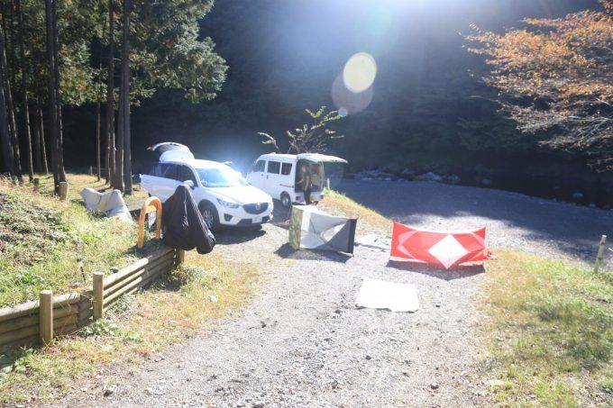 cazuキャンプサイト2