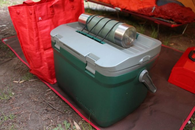 クーラーボックスの保冷力はクーラーボックスを選ぶ上で最重要事項ではない。