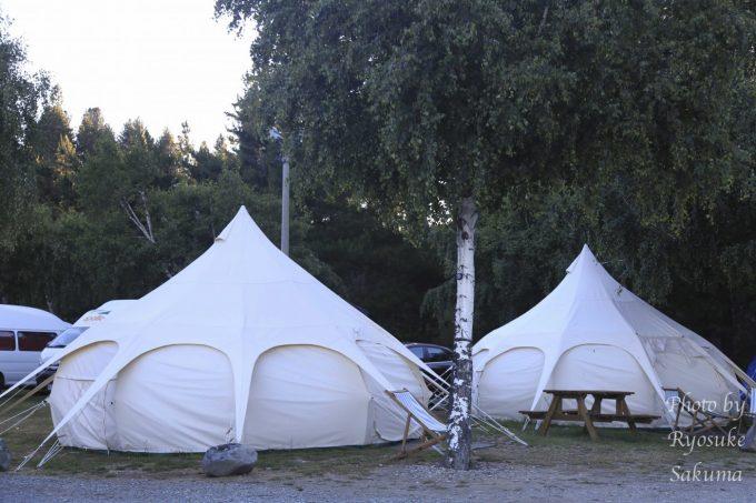レイク・テカポキャンプ場9