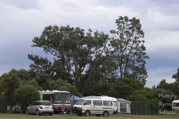 Rakaia Huts Camping2