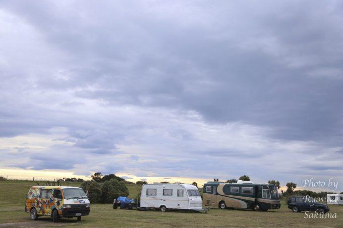 Rakaia Huts Camping1