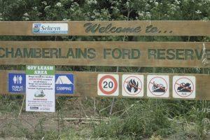 クライストチャーチまで30分!ニュージーランドの無料キャンプ場「Chamberlains Ferd Reserve」