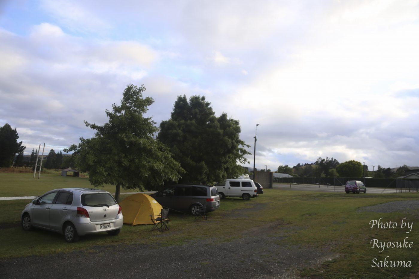 Waikari Reserve Campground2