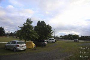 1泊5ドルの格安キャンプ場「Waikari Reserve Campground」