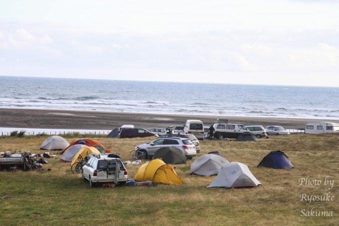 East Cape Camp ground3
