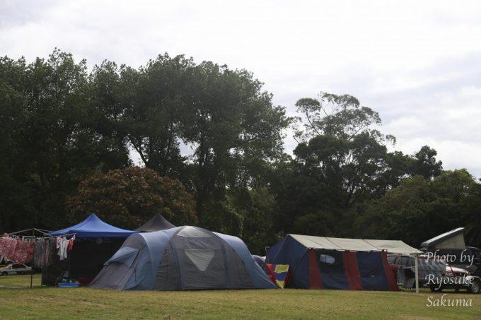 Parakai Springs Camp3