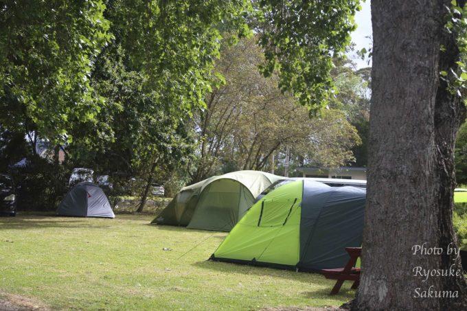 Parakai Springs Camp1