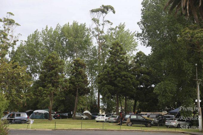 Parakai Springs Camp2