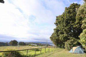 ニュージーランドでは珍しい個人経営のキャンプ場「Island view camp ground」