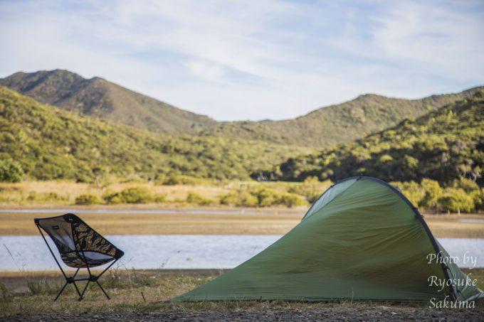 Tapotupotu campsite2