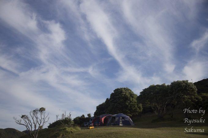 Tapotupotu campsite8