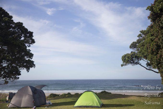 Tapotupotu campsite6