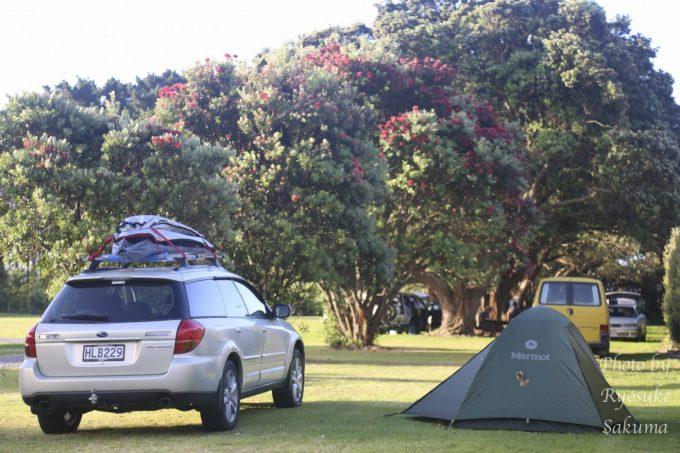 Marine Park Motor Camp5
