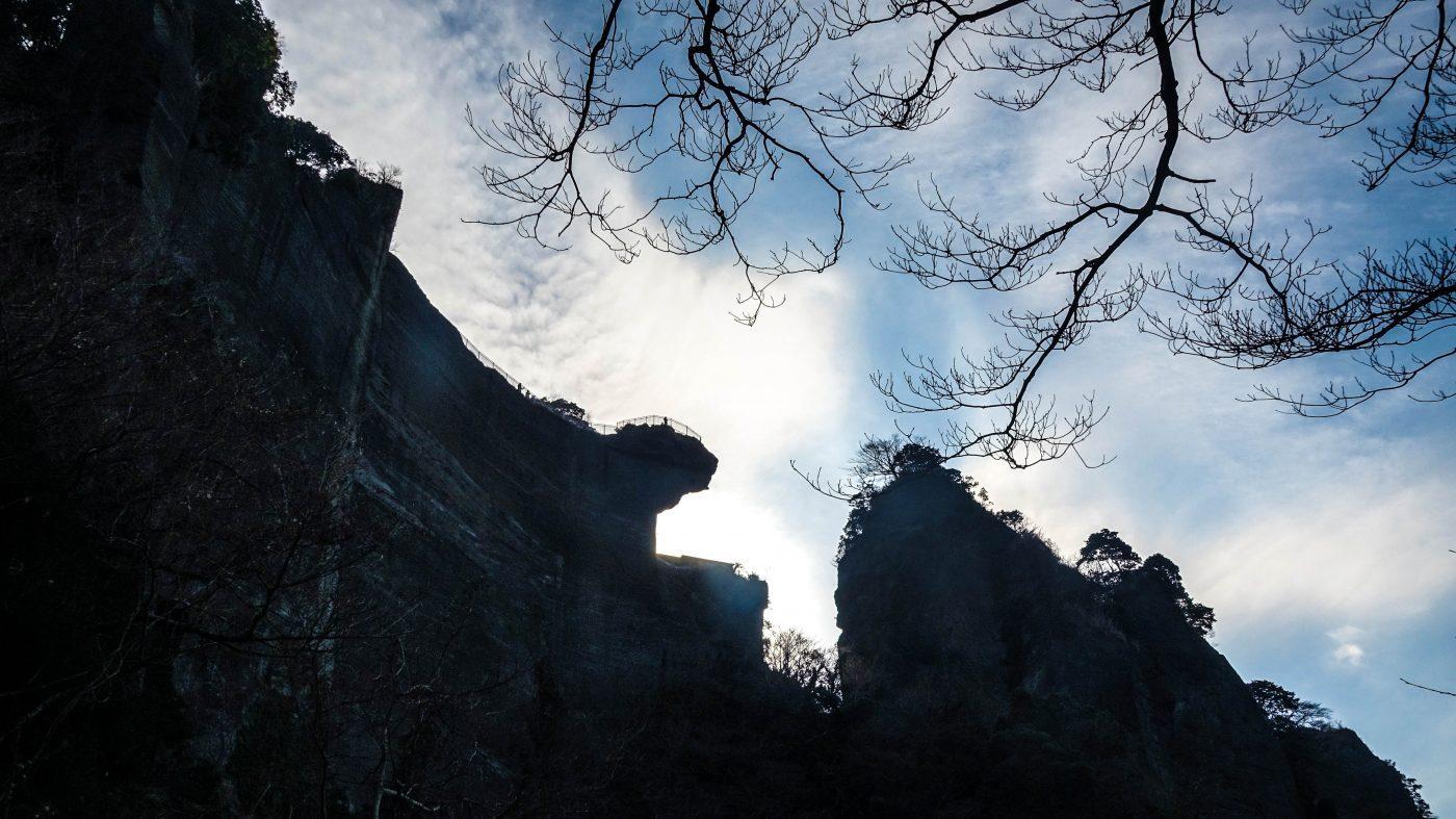 千葉県の低山【鋸山】