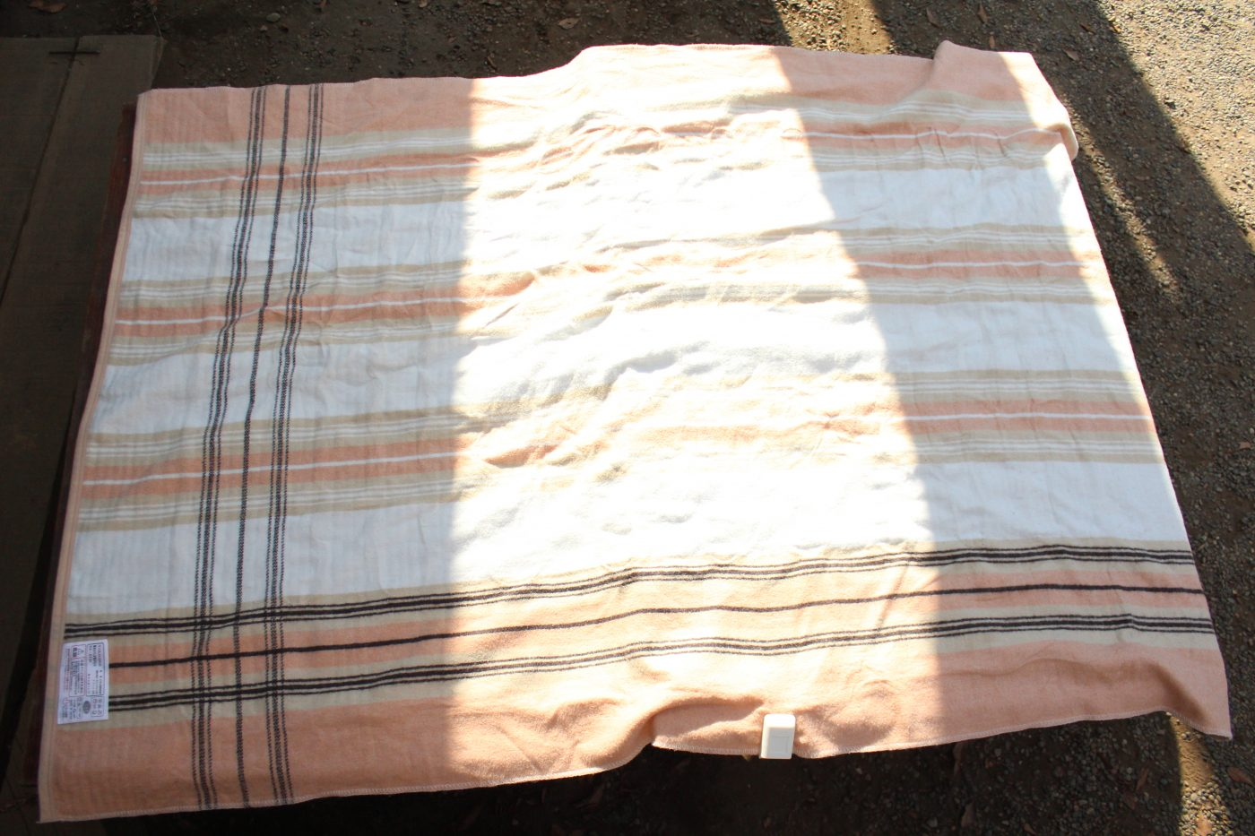 電気毛布は冬キャンプの強い味方