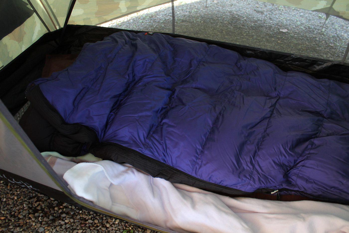 電気毛布をかけて寝ると翌朝にはずり落ちている