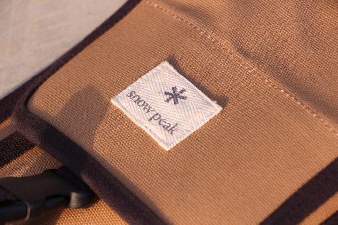 パイルドライバーケースは6号帆布で丈夫。
