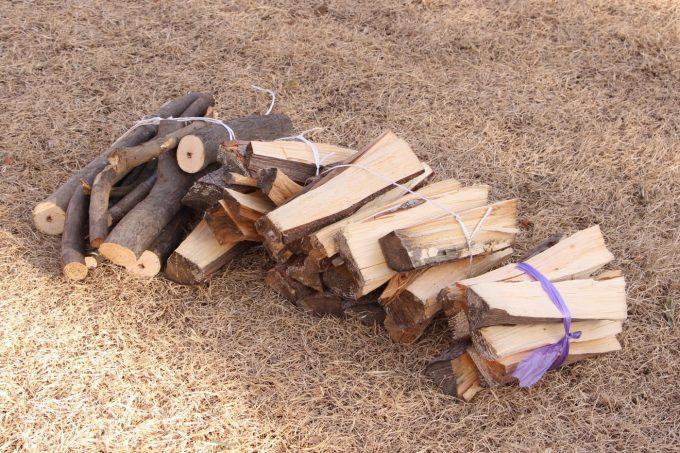 ぎぐぅす宅産の薪