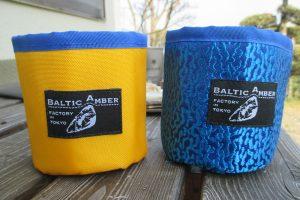 【レビュー】BALTIC AMBERのコジーは保温だけでなく保冷もいい感じでビールもいけるマグカバー