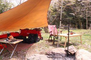 【ソロキャンプ】気になるタープ泊を始めてみよう!