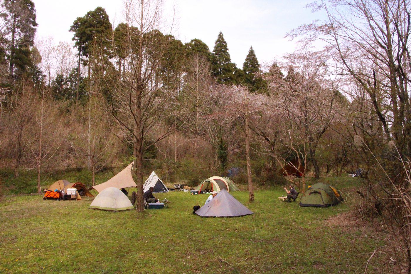 テント泊がキャンプの全てではない
