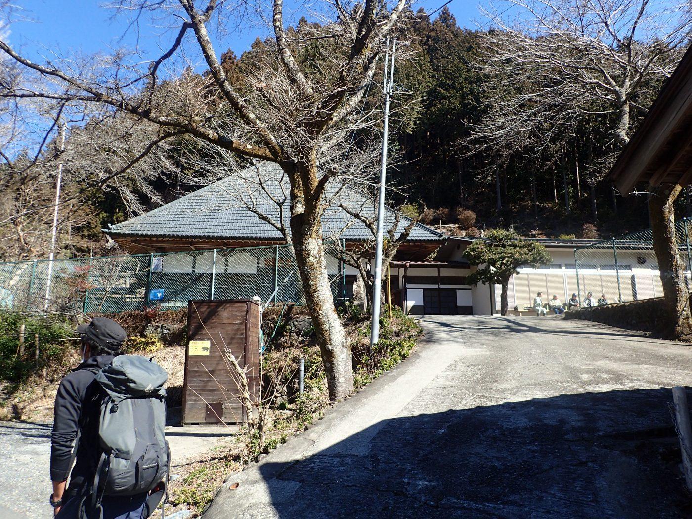 高源寺のトイレ