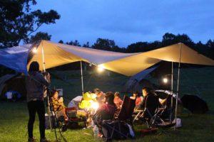 地味に気をつけておきたいキャンプにおける朝晩のマナー