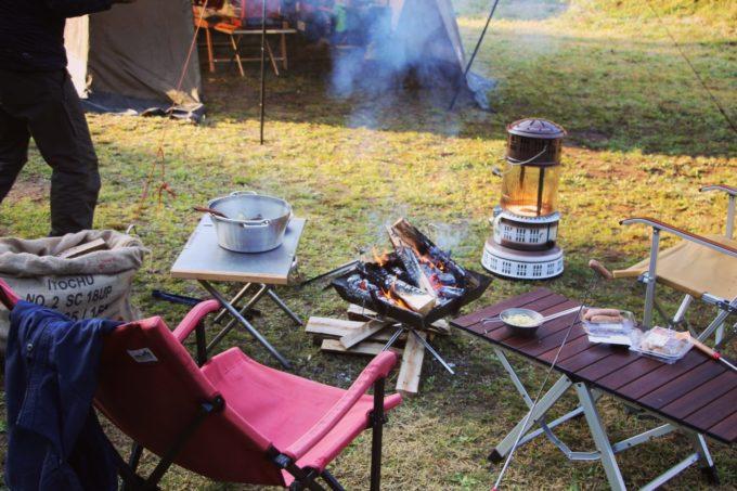 キャンプチェアの選び方