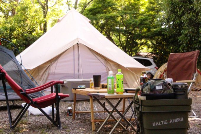 キャンプチェアの選び方は、まずキャンプスタイルで絞り込む