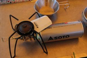 【レビュー】SOTOのレギュレーターストーブST-310は誰にでもオススメできる使いやすいガスバーナー