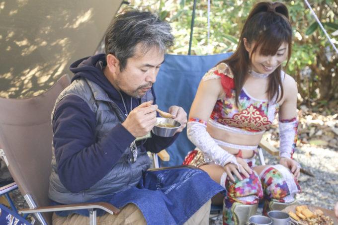 鈴木社長と藤本つかささん