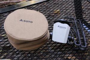 【レビュー】SOTOのレギュレーターストーブST-310買うならアシストセットもオススメ!